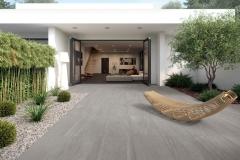 Carrelage design terrasse Geneve