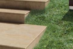 Negoce dalles escalier exterieur Haute Savoie